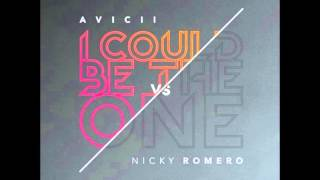 Avicii vs Nicky Romero- I Could Be The One (Original Mix)