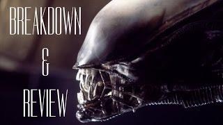 ALIEN (1979) Movie Breakdown & Review by [SHM]