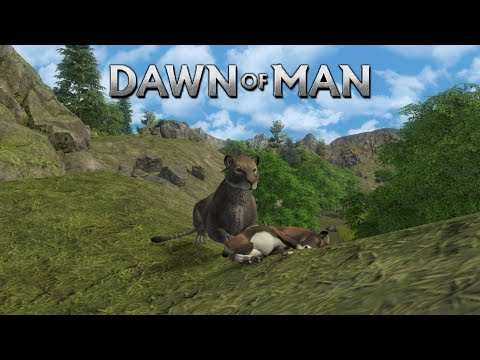 Dawn of Man #2 – Swimming Lessons! Pre-historic city builder Gameplay