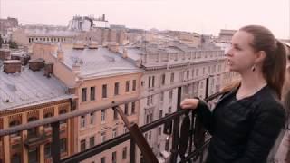 История художника Юлия Клевера с Надеждой Ильиной
