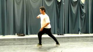 Chris Brown - Like A Virgin Again (choreo by Brian Puspos)