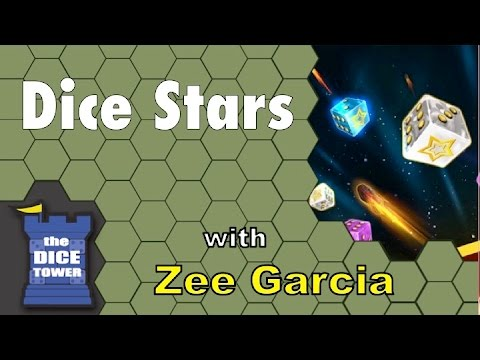 Dice Stars Review - with Zee Garcia