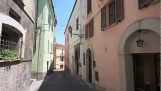 preview picture of video 'Penne (PE)-  Parte III - Il Centro Storico -Colle Castello'