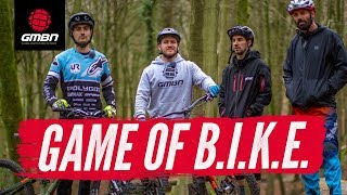 Christmas Special Game Of BIKE With Rob Warner & Sam Reynolds