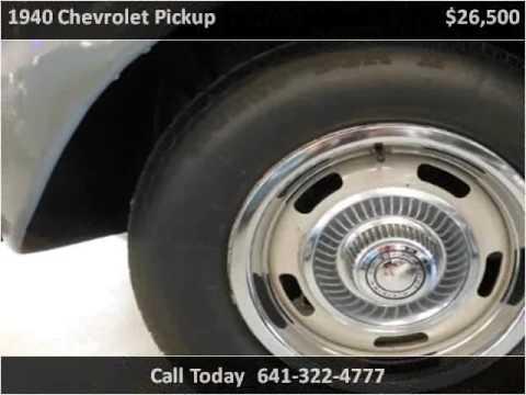 1940 Chevrolet Pickup for Sale - CC-955094