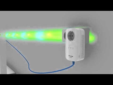 TP LINK AV1200 Powerline Netzwerkadapter Angebot