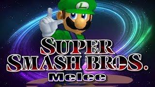 Super Smash Bros. Melee - Classic Mode - LUIGI