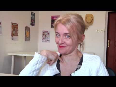 Veronika Žilková, profesorka MKP, vedoucí oddělení herectví