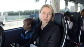 Отзыв мамы о тренировках сына в школе FC Barcelona