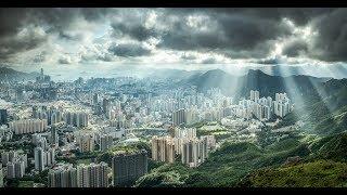 【香港 Timelapse】 俯瞰九龍 // Timelapse 縮時攝影 // 香港風景攝影 // 飛鵝山 獅子山 九龍半島