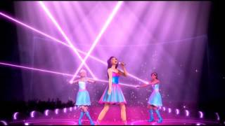 Barbie : La Princesse et la Pop Star - Me Voici/Les Princesses Veulent Juste du Fun HD