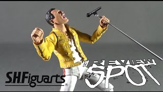 Collectible Spot - Bandai S.H Figuarts Freddie Mercury