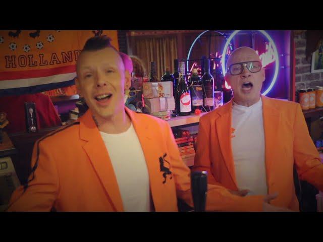 Patrick van de Worp ft. Gansiiee - De O Van Oranje