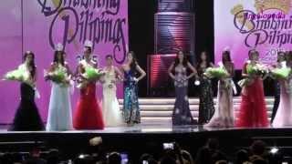 Pia Alonzo Wurtzbach Miss Universe Philippines 2015 crowning moment