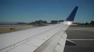 United 698 Departing San Francisco International Full HD