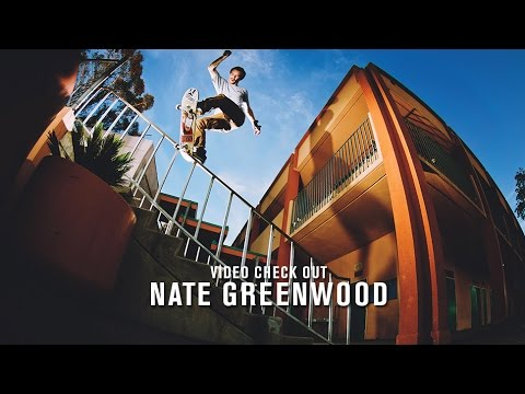 Video Check Out: Nate Greenwood - TransWorld SKATEboarding