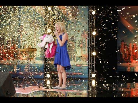 Darci Lynne *WINNER* America&#39s Got Talent 2017 - ALL PERFORMANCES (HD)