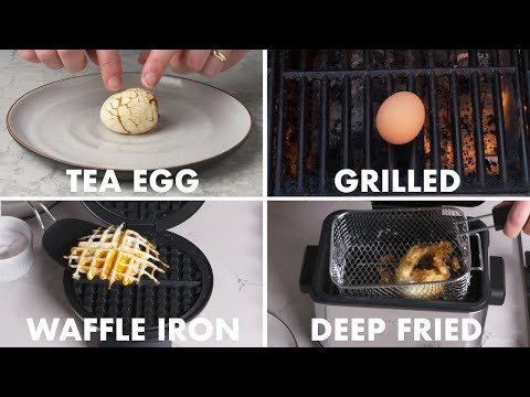 59 Ways to Cook Your Eggs