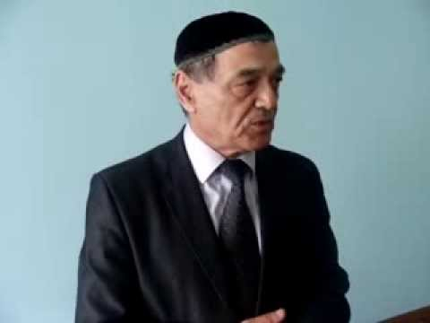 Интервью с Полномочным представителем главы Чеченской Республики в Приволжском ФО Саидом-Ахмед Элесовым