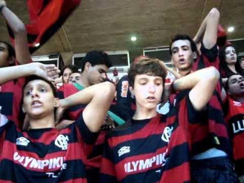 """""""Uma grade nos separa"""" Barra: Nação 12 • Club: Flamengo"""