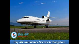 Use Air Ambulance from Bhubaneswar with Evolved Amenities