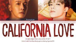 DONGHAE California Love of NCT Lyrics...