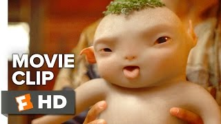 Monster Hunt Movie CLIP  Banquet Brawl  2016  Raman Hui Movie HD