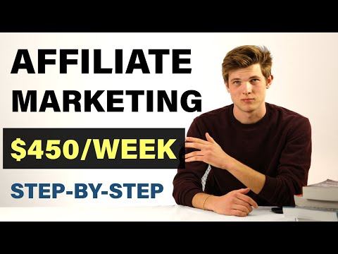 Affiliate Marketing Tutorial For Beginners 2021 (Step by Step) Coupon