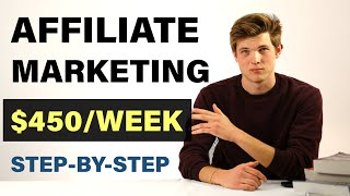 Affiliate Marketing Tutorial For Beginners 2021 (Step by Step)
