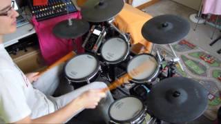 Gone Under (Snarky Puppy & Shyana Steele) - Drum Cover by PProck