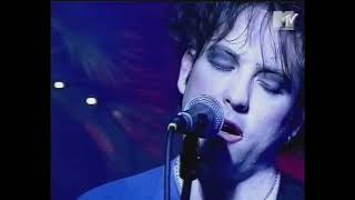 The Cure   Just Like Heaven (Live On MTV Most Wanted)
