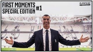 Cristiano Ronaldo - First moments at Juventus (Short MOVIE) #1