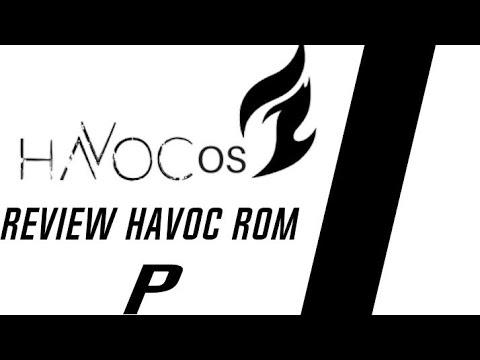 HavocOs Android P Review ||•Rapz - смотреть онлайн на Hah Life