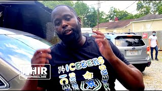 "FONZ RECAPS HIS BATTLE VS J KROOGER ""HE HAD 🔥🔥🔥"" & BATTLING EZ DA BLOCK  CAPTAIN NEXT! ""I'M NOT DON"""