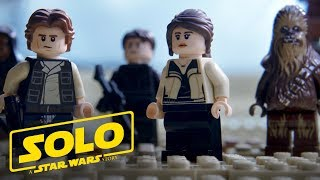 Solo: A Star Wars Story Official Trailer (As Told with LEGO Bricks) - Video Youtube