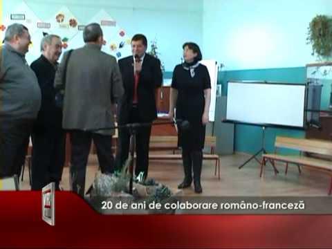 20 de ani de colaborare româno-franceză