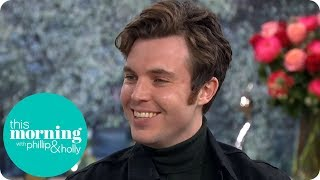 Tom Hughes On The New Series Of Victoria | This Morning