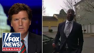 Tucker releases never-before-seen footage of altercation between Warnock, wife