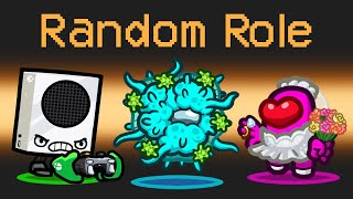 *NEW* RANDOM ROLES *7* in Among Us