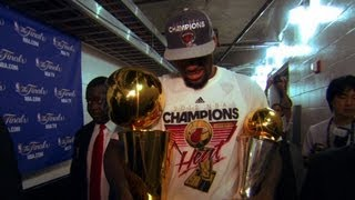 2012 NBA Champions Miami Heat Movie