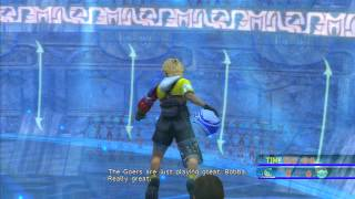 Final Fantasy X | Winning Blitzball vs Luca Goers
