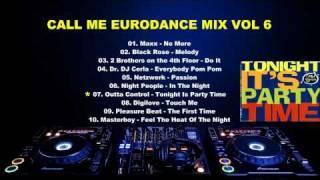 Call Me Eurodance Mix Vol 6