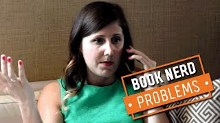 Book Nerd Problems | Trying To Explain A YA Book To Your Parents