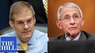 FIERY: Jim Jordan gets HEATED with Dr. Fauci over protests, COVID-19