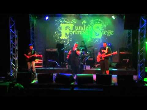 "FORTRESS UNDER SIEGE ft. Hannibal ""Last Temptation"" Live"