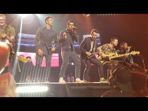 Jonas Brothers - Only Human - Happiness Begins Tour Atlantic CIty 11/29/19