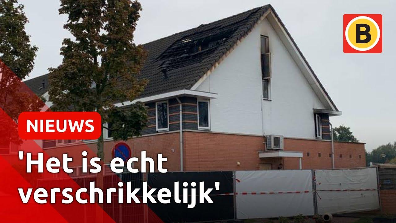 Dochters moeten uit raam springen bij brand | Omroep Brabant