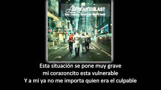 Aventura - La Curita (lyric - letra)