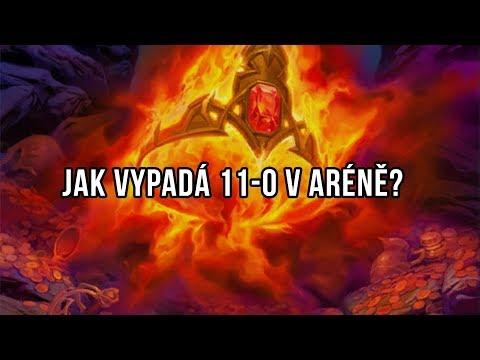 Jak vypadá 11-0 v aréně?