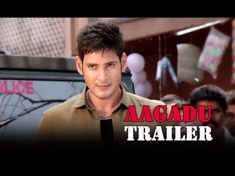 Aagadu Theatrical Trailer